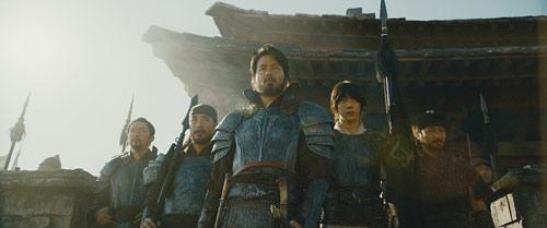 Der Film erzählt die Story von General Yang