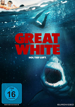 Great White DVD Cover