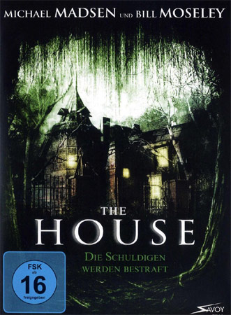 The House mit Michael Madsen DVD Cover