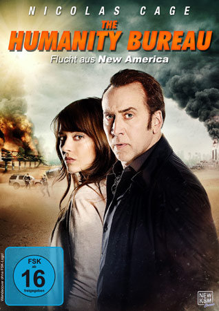 The Humanity Bureau deutsches DVD Cover