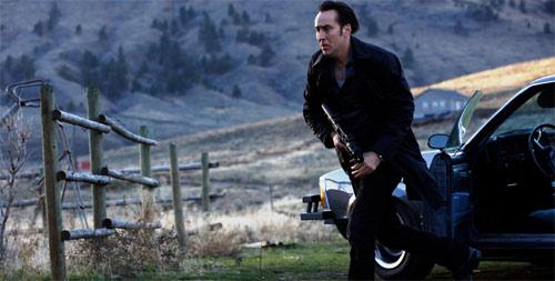 The Humanity Bureau mit Nicolas Cage als Noah