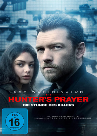 The Hunter's Prayer DVD Cover