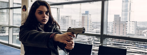 The Hunter's Prayer Odeya Rush als Ella
