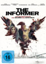The Informer deutsches DVD Cover zum Thriller
