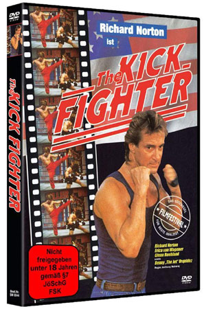 The Kick Fighter mit Richard Norton DVD Cover