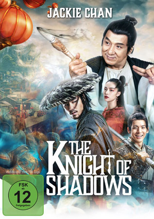 The Knight of Shadows mit Jackie Chan DVD Cover