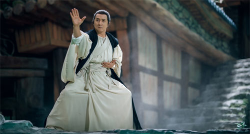 The Knight of Shadows mit Jackie Chan