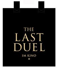 The Last Duel Jutebeutel