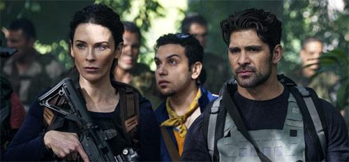 The Last Ship (Season 5) mit Bridget Regan und Bren Foster
