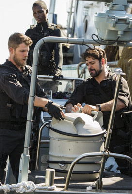 The Last Ship Season 4 Bren Foster und Travis van Winkle