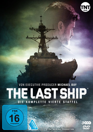 The Last Ship Season 4 Deutsches Cover