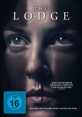 The Lodge DVD Cover