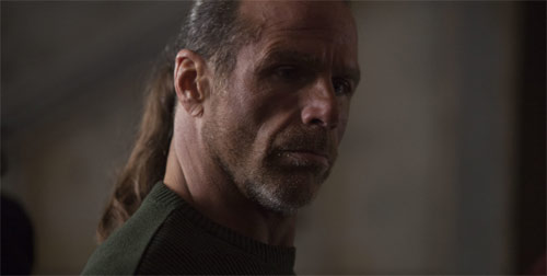 The Marine 6 mit Shawn Michaels