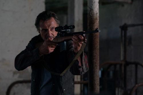 The Marksman mit Liam Neeson