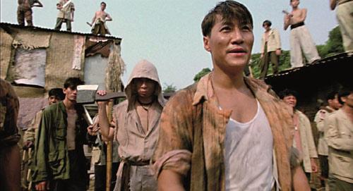 Ben Lam als Bösewicht im Regiedebüt von Donnie Yen