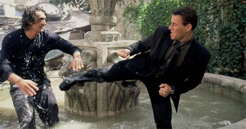 The Order mit Jean-Claude Van Damme und Peter Malota