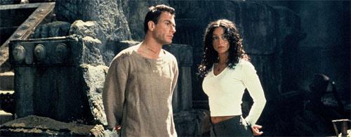 The Order mit Sofia Milos und Jean-Claude Van Damme