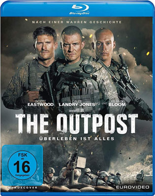 """""""The Outpost – Überleben ist alles"""" Cover"""