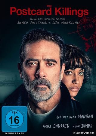 The Postcard Killings DVD Cover