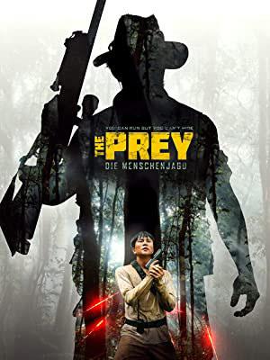 The Prey - Die Menschenjagd DVD Cover