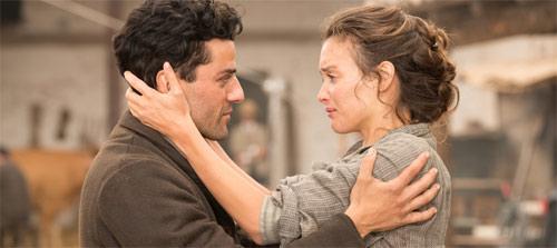 The Promise Oscar Isaac und Charlotte Le Bon