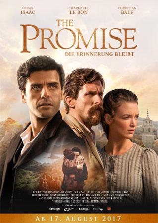 The Promise Deutsches Plakat