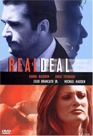 The Real Deal DVD Cover