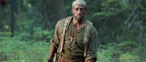 The Recall Wesley Snipes als Hinterwäldler