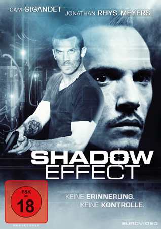 Shadow Effect DVD Cover