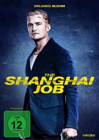 The Shanghai Job deutsches DVD Cover