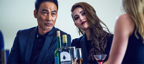 The Shanghai Job mit Simon Yam