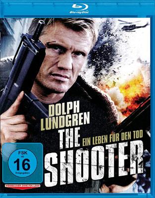 The Shooter Ein Leben für den Tod Cover
