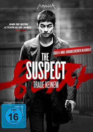 The Suspect deutsches DVD Cover