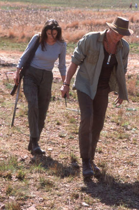 The Sweeper mit Dolph Lundgren und Claire Stansfield