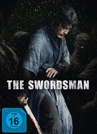 The Swordsman Mediabook-Cover