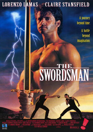 The Swordsman DVD Cover