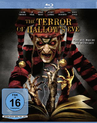 The Terror of Hallow's Eve Cover
