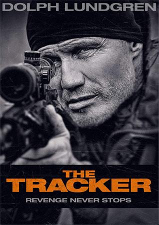 The Tracker mit Dolph Lundgren DVD Cover