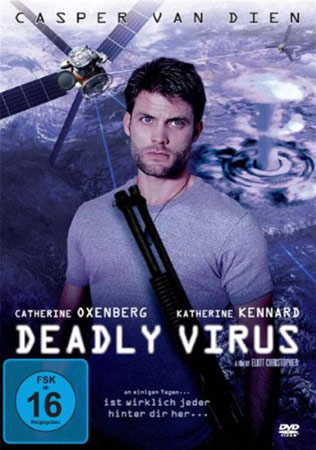 The Vector File aka Deadly Virus mit Casper Van Dien DVD Cover