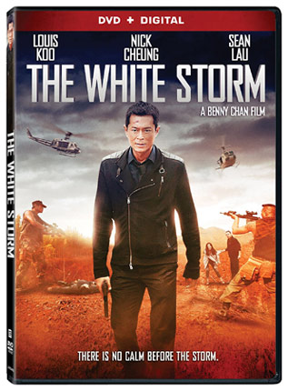 The White Storm von Benny Chan DVD Cover
