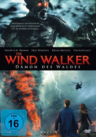 The Wind Walker mit Eric Roberts DVD Cover