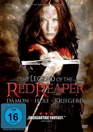The Legend of the Red Reaper