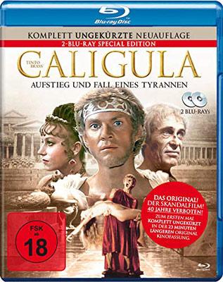 Caligula von Tinto Brass Softcore mit Hardcore-Szenen