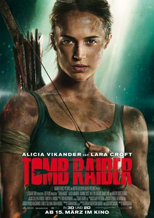 Tomb Raider Filmplakat