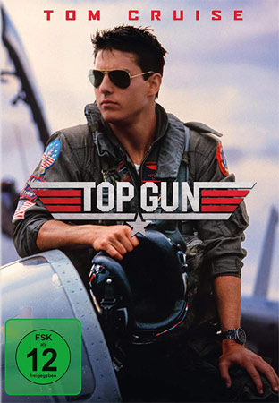 Top Gun von Tony Scott Cover