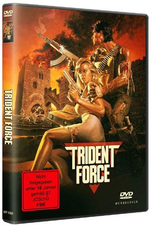Trident Force Billigaction von den Philippinen DVD Cover