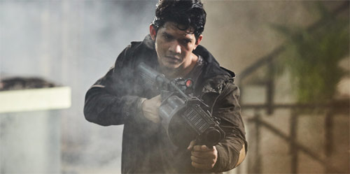 Triple Threat mit Iko Uwais