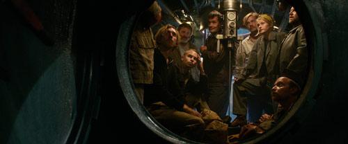 U-235 - Abtauchen, um zu überleben Crew