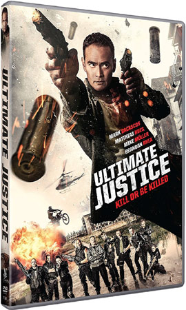 Ultimate Justice DVD Cover