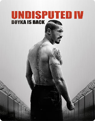 Undisputed 4 deutsches Blu-ray-Cover